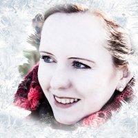 зимний портрет :: Наталья Литвинчук