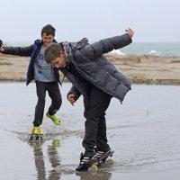 Морские скейтеры :: Вадим
