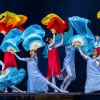 Танец с веерами :: Nn semonov_nn