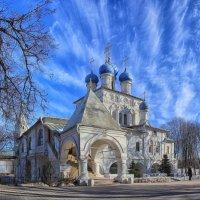 Церковь Казанской иконы Божьей Матери в Коломенском. :: Марина Назарова