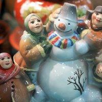 снова в городе снег пошел :: Олег Лукьянов