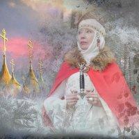 «Занесло мою Русь, запорошило ...» :: vitalsi Зайцев