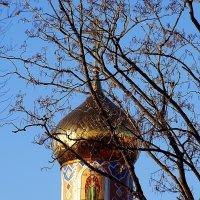 золотые купола... :: Александр Корчемный