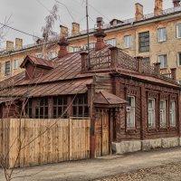 Старый дом. :: Андрей Лобанов