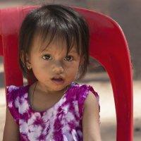 Малышка из Камбоджи :: Елена