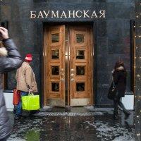 м. Бауманская :: alex_belkin Алексей Белкин