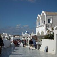 Гуляя по белому мрамору :: Natalia Harries