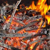 Магия огня :: Виктор Филиппов