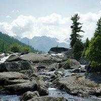 Вода и камни :: Ольга Чистякова