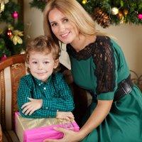 Новогоднее волшебство! :: Нимфа N