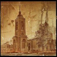 Храм Успения Пресвятой Богородицы в Казачьей слободе :: марк
