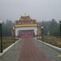 Дворец богини Янжимы :: Виктор Мухин