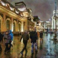 Ну кому в декабре дождик нужен? :: Ирина Данилова