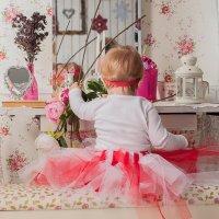 Маленькая красотка ! :: ольга каверзникова