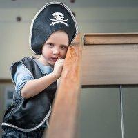 Очень опасный пират) :: Pavel Rakhimberdiev