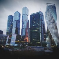 Москва Сити /эволюция, Империя, федерация,  город Столиц :: Александра Барабонова
