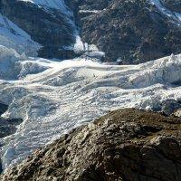 Ледник горы Уллу-Тау :: Светлана Попова