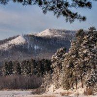 snowy peak :: Dmitry Ozersky
