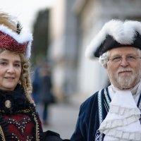 Карнавал в Венеции 2015 :: Олег