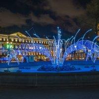 Зимний фонтан у Адмиралтейства. :: Владимир Питерский