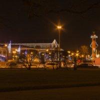 Вечер в городе :: Aнна Зарубина