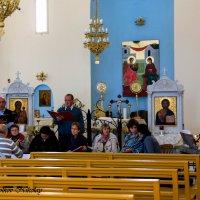 Репетиция церковного хора :: Nikolay Volkov
