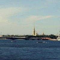 И понятно нам тогда, что без этого моста и ни туда и ни сюда. :: Владимир Гилясев