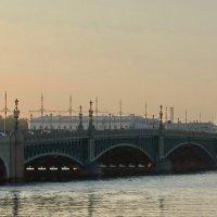 Первый мост здесь появился в 1803 году. :: Владимир Гилясев