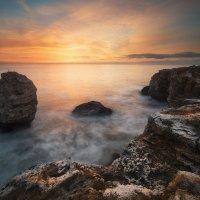 Рассвет на Черном море :: Krasi St M