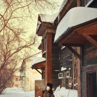 Детство :: Кристина Мащенко