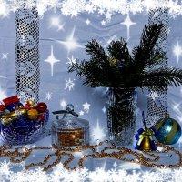 Новогоднее настроение :: Nina Yudicheva