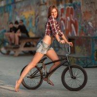 Велоспорт и граффити :: Katrin Kolos