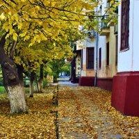 Осень в старом переулке. :: Павел Лушниченко