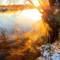 Рассветное возгорание... :: Андрей Войцехов