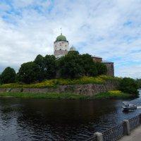 Крепость в Выборге :: Валентина Папилова
