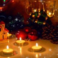 новогоднее настроение :: Ксения Довгопол