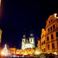 рождественская сказка!!Прага(Чехия) :: Константин Король