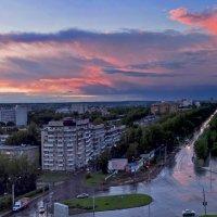 Гроза прошла и воздух чист :: Виталий Авакян