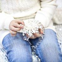 снежинка :: Анастасия Авдеюк