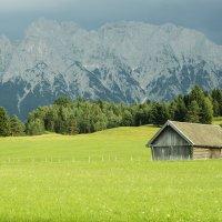 Баварский пейзаж :: Елена Лебедева
