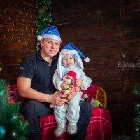 Зайка с папой. :: Ольга Егорова