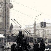 вчера пошел снег :: Николай Семёнов