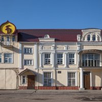 Борисоглебск. Здание бывшего электро-театра «Модерн» :: Алексей Шаповалов Стерх