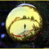 Золотой шар :: Андрей Заломленков