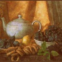 """К чаю всё готово """"кили. :: alexandr lin"""