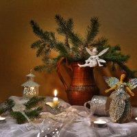 Счастья в новом году и удачи! :: Валентина Колова