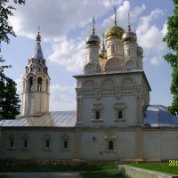 Храм Спаса на Яру :: Виктор Мухин