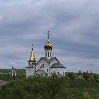 Холки, монастырь :: галина северинова