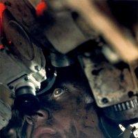 Tank Gunner / автор снимка Co Rentmeester, The Netherlands :: Виктор | Индеец Острие Бревна