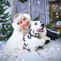 Новогодняя сказка Натальи.. :: Юлия Романенко